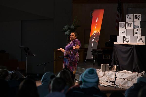 ASWWU Winter Quarter Week of Worship