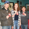 Class Leader Survey $25 Tim's Card Winners: Adam, Cali & Karen