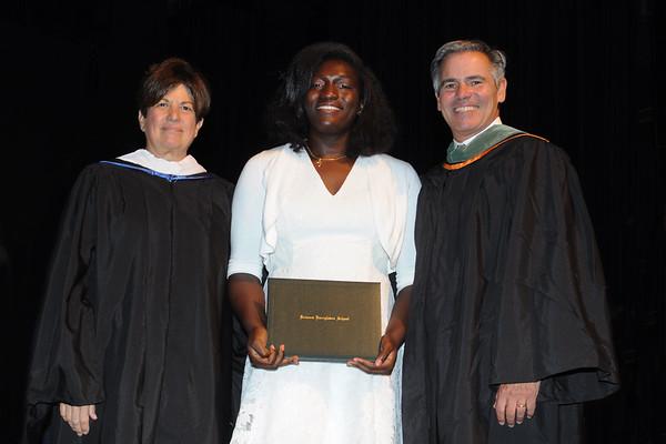 Granting of Diplomas