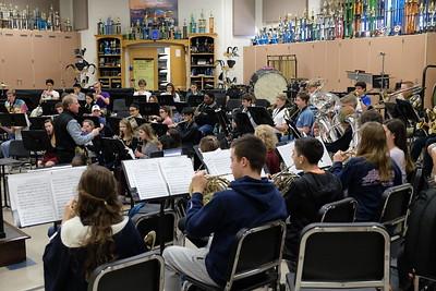 Symphonic Band Class