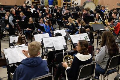 Wind Ensemble Class