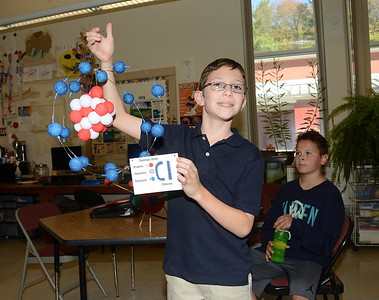 Eagles And Their Atoms…Sixth Grade Science photos by Gary Baker