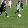 Billings Soccer plays University Prep