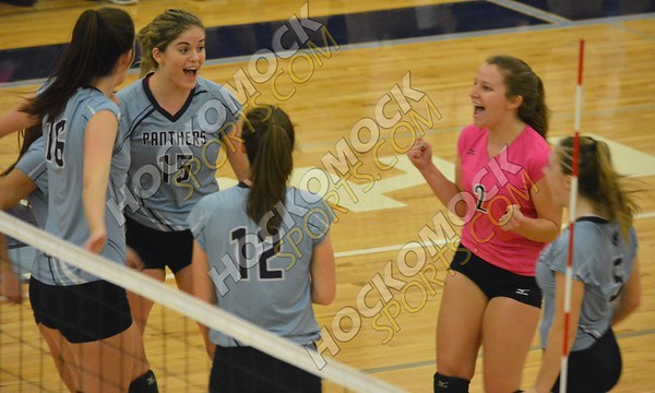 Franklin - Shepherd Hill Volleyball 11-3-16