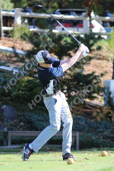 FHS golfer 2