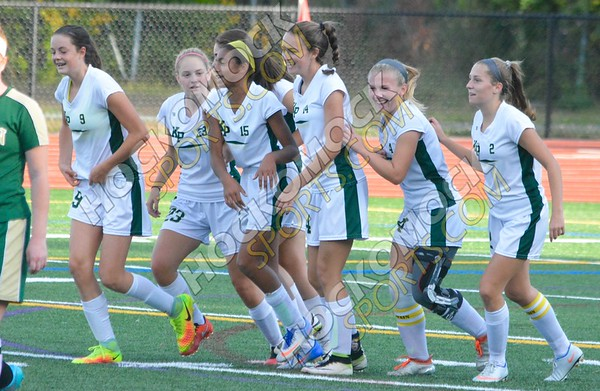 King Philip - Bishop Feehan Girls Soccer 10--15-16