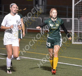 King Philip - Mansfield Girls Soccer 11-6-16