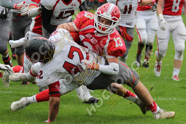 North Attleboro-Milford Football - 10-02-16