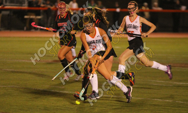 Oliver Ames-Durfee Field Hockey - 11-02-16