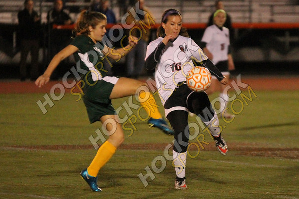 Oliver Ames-King Philip Girls Soccer - 11-09-16