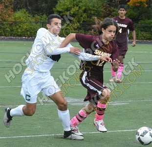 Sharon vs. Canton Boys Soccer 10-22-16