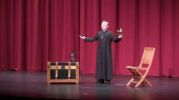 Jensen Brull as Fr. Thomas Byles