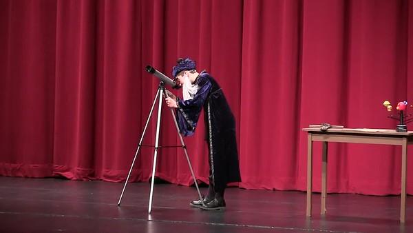 Landon Rozean as Galileo
