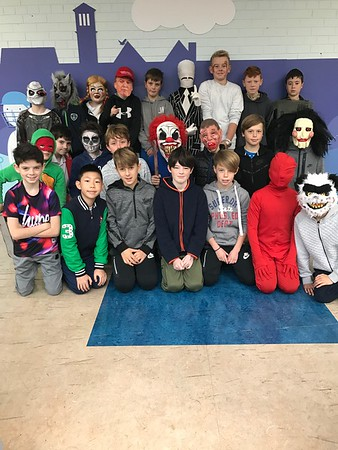 Halloween in Form 6(1)