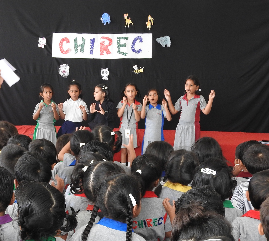ASSEMBLY SINGING SONGS (2)