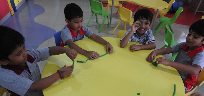 CLAY MODELLING ACTIVITY