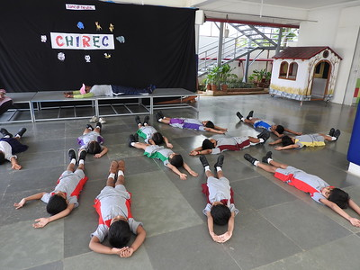 CELEBRATING WORLD YOGA DAY