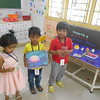 FLOWER RANGOLI AND SHOW AND TELL ACTIVITY (7)