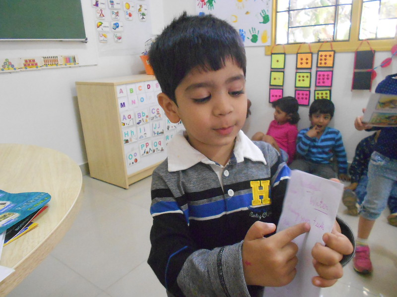SHOW AND TELL ACTIVITY (9)