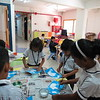 DEVELOPING FINE MOTOR DEVELOPMENT AND CREATIVE SKILLS DURING THEIR ART AND CRAFT ACTIVITY (2)