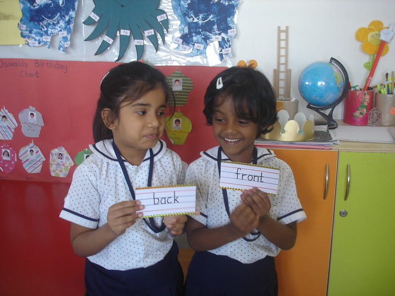 DEVELOPING LANGUAGE AND SOCIAL SKILLS DURING THE CONCEPT OF OPPOSITES (3)