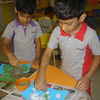 DEVELOPING CREATIVE AND FINE MOTOR SKILLS DURING CRAFT ACTIVITY FOR THE TOPIC PLANET OF LIFE (3)