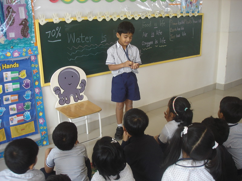 DEVELOPING LANGUAGE SKILLS DURING THE TOPIC THE MAGICAL SEED