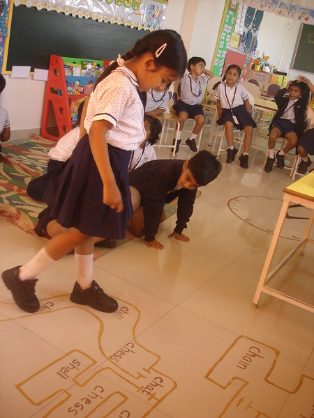DEVELOPING LANGUAGE SKILLS DURING THE CONCEPT OF CH SOUND WORDS (1)
