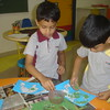 DEVELOPING CREATIVE AND FINE MOTOR SKILLS DURING CRAFT ACTIVITY FOR THE TOPIC PLANET OF LIFE (1)