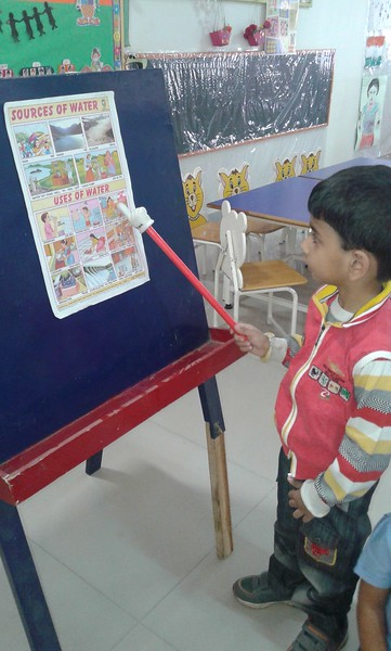 SHOW AND TELL ACTIVITY  (6)