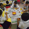 JUMBOS MAKING SUNFLOWER IN ART AND CRAFT CLASS (2)