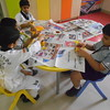 JUMBOS MAKING SUNFLOWER IN ART AND CRAFT CLASS (4)