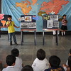DEVELOPING LANGUAGE AND PRESENTATION SKILLS DURING THE TOPIC- CONTINENTS  (3)