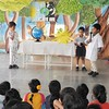 DEVELOPING LANGUAGE AND PRESENTATION SKILLS DURING THE TOPIC PRESENTATION- PLANET OF LIFE
