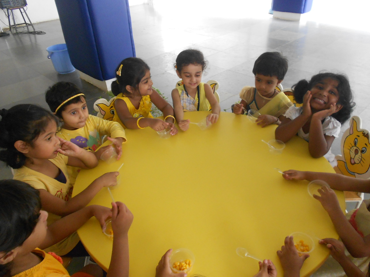 YELLOW DAY CELEBRATIONS (22)