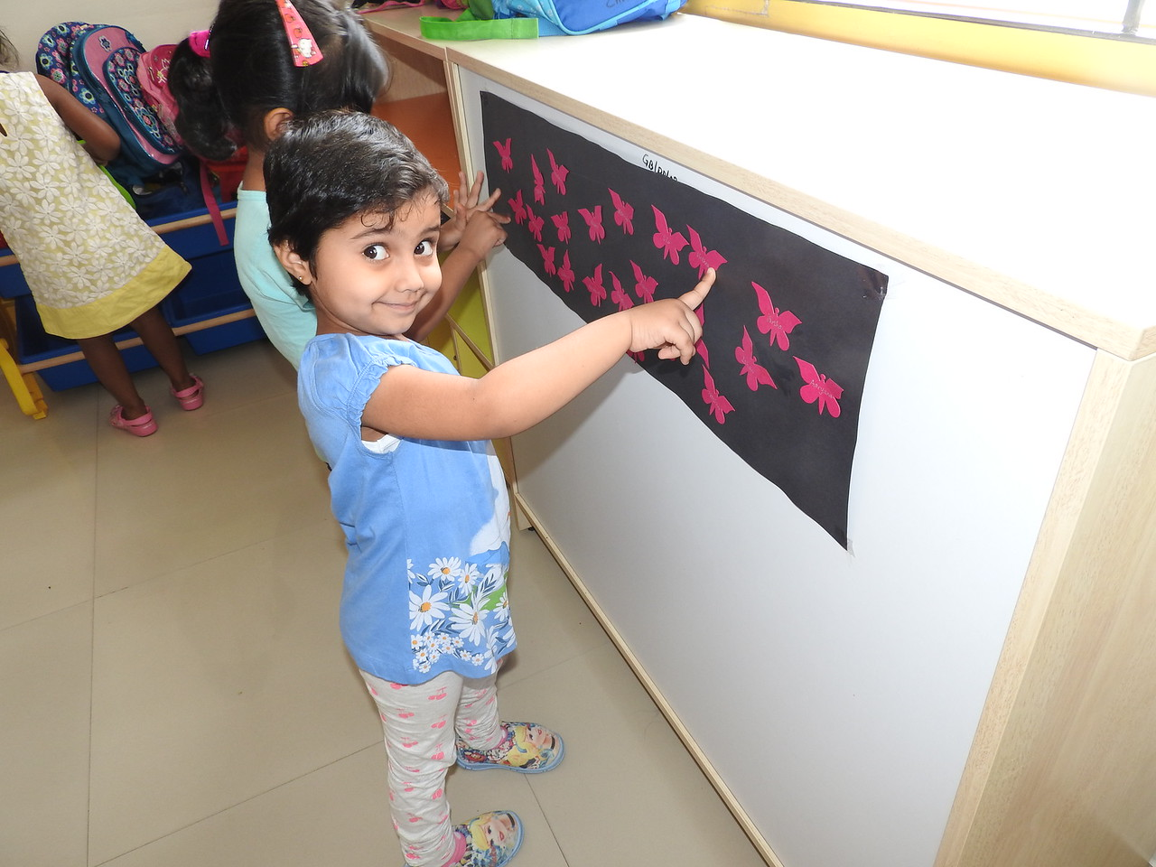 ACTIVITY FOR LETTER 'B'