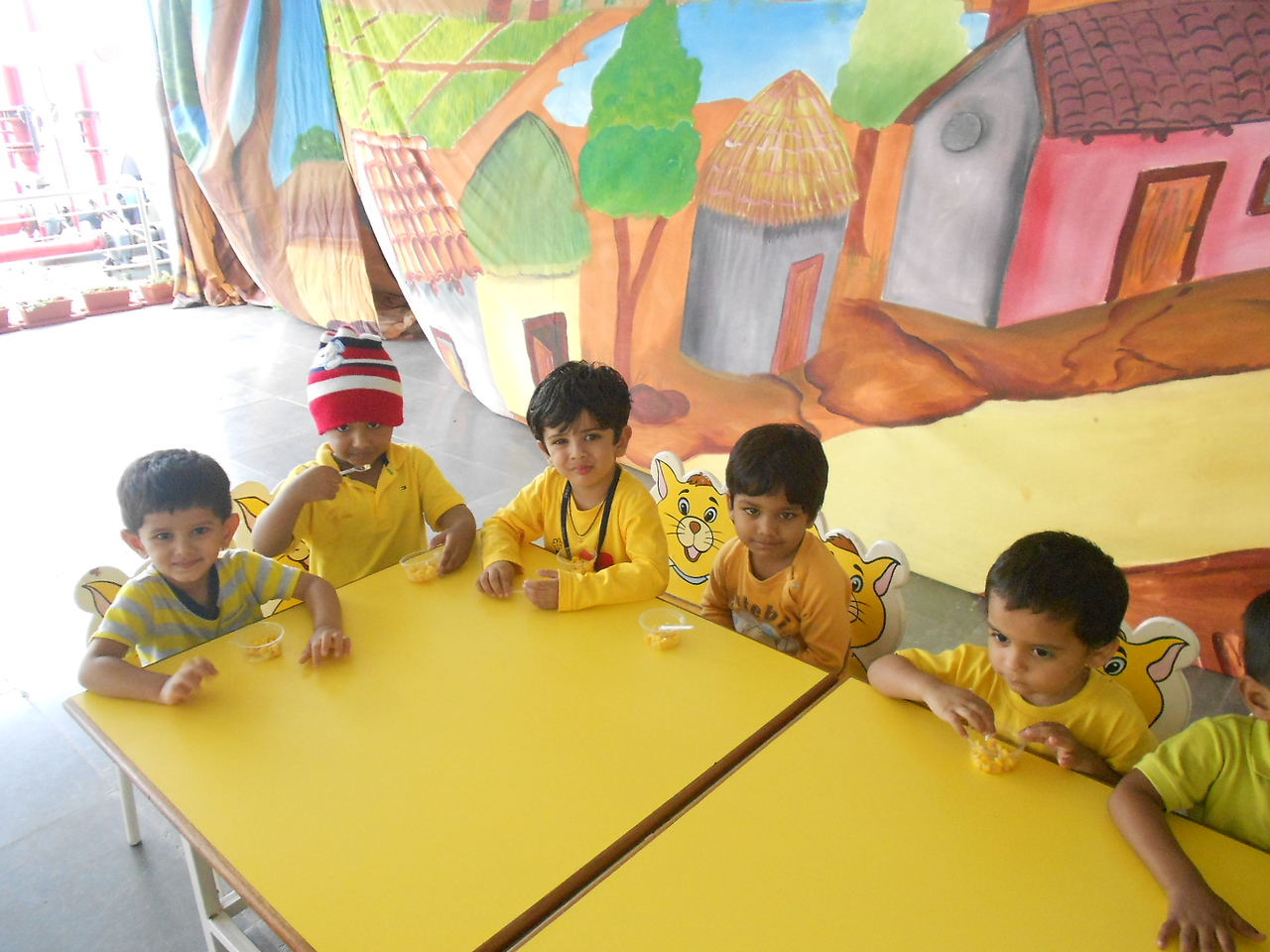 YELLOW DAY CELEBRATIONS (21)