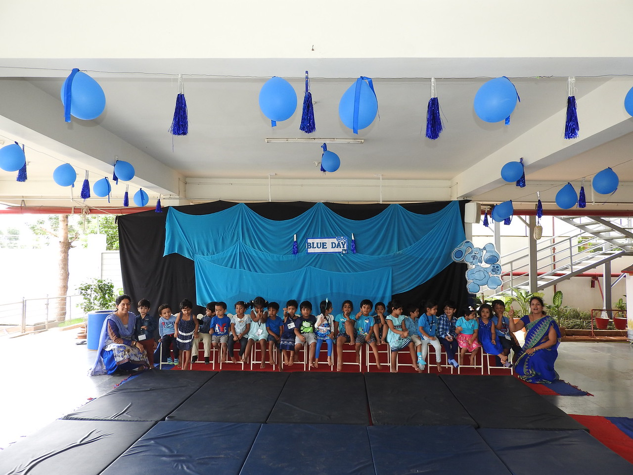 BLUE COLOUR DAY CELEBRATION (10)
