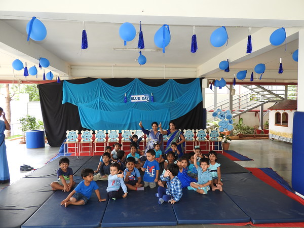 BLUE COLOUR DAY CELEBRATION (8)