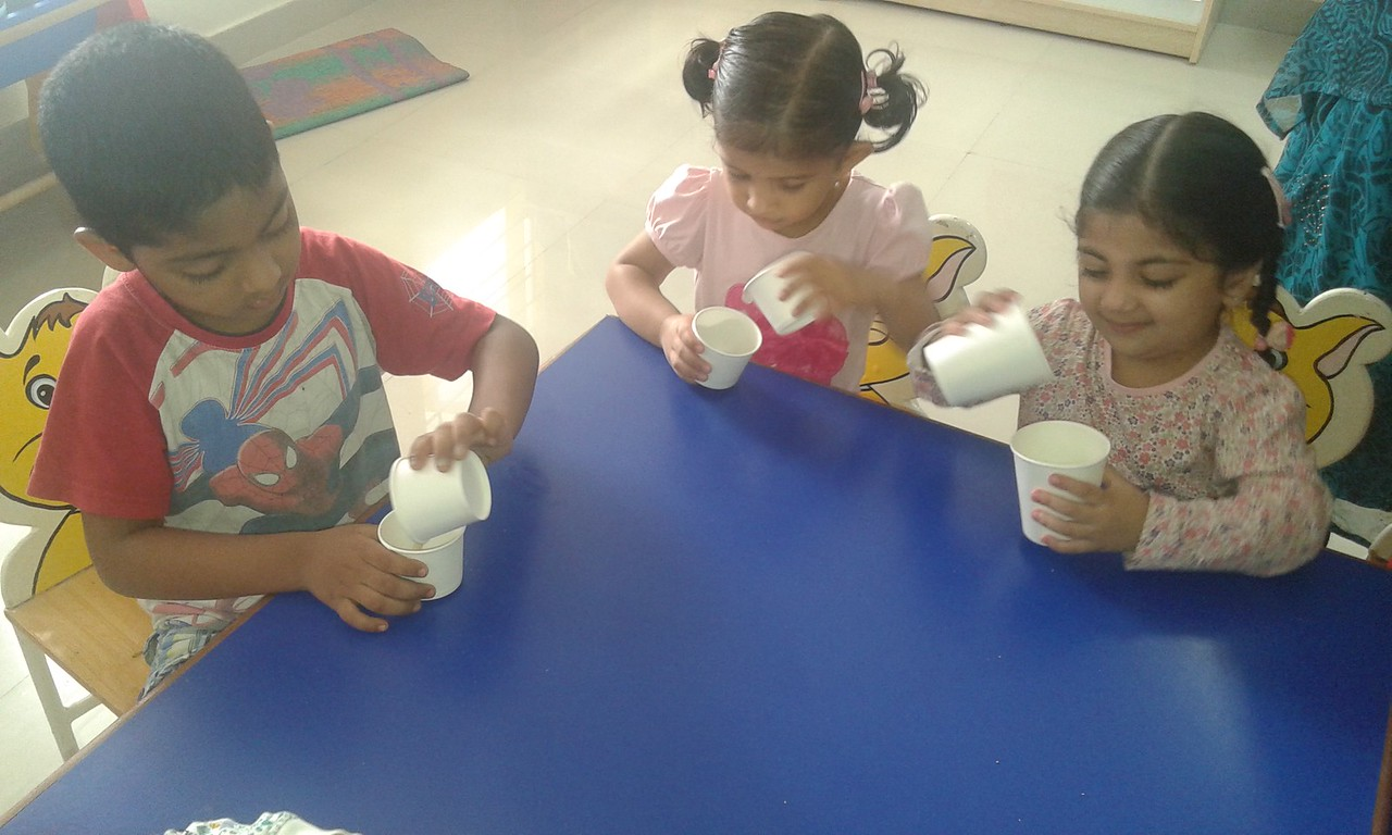 DRY POURING ACTIVITY (6)