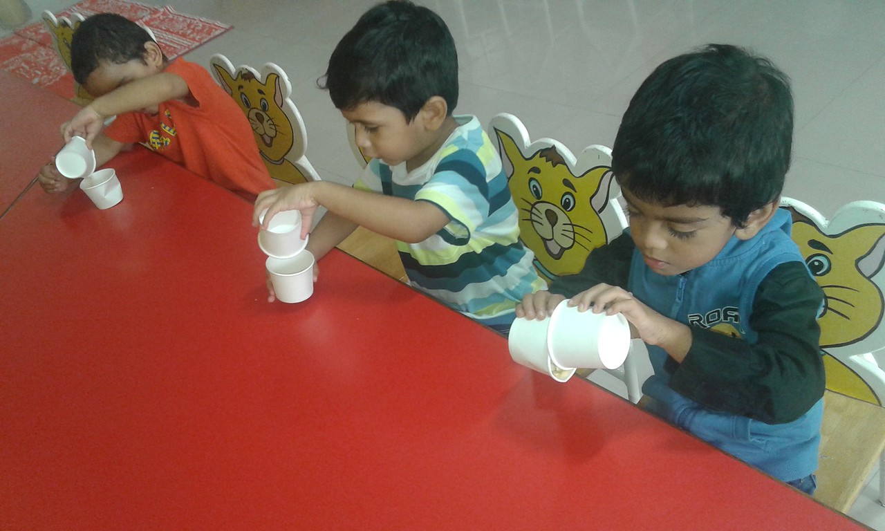 DRY POURING ACTIVITY (3)