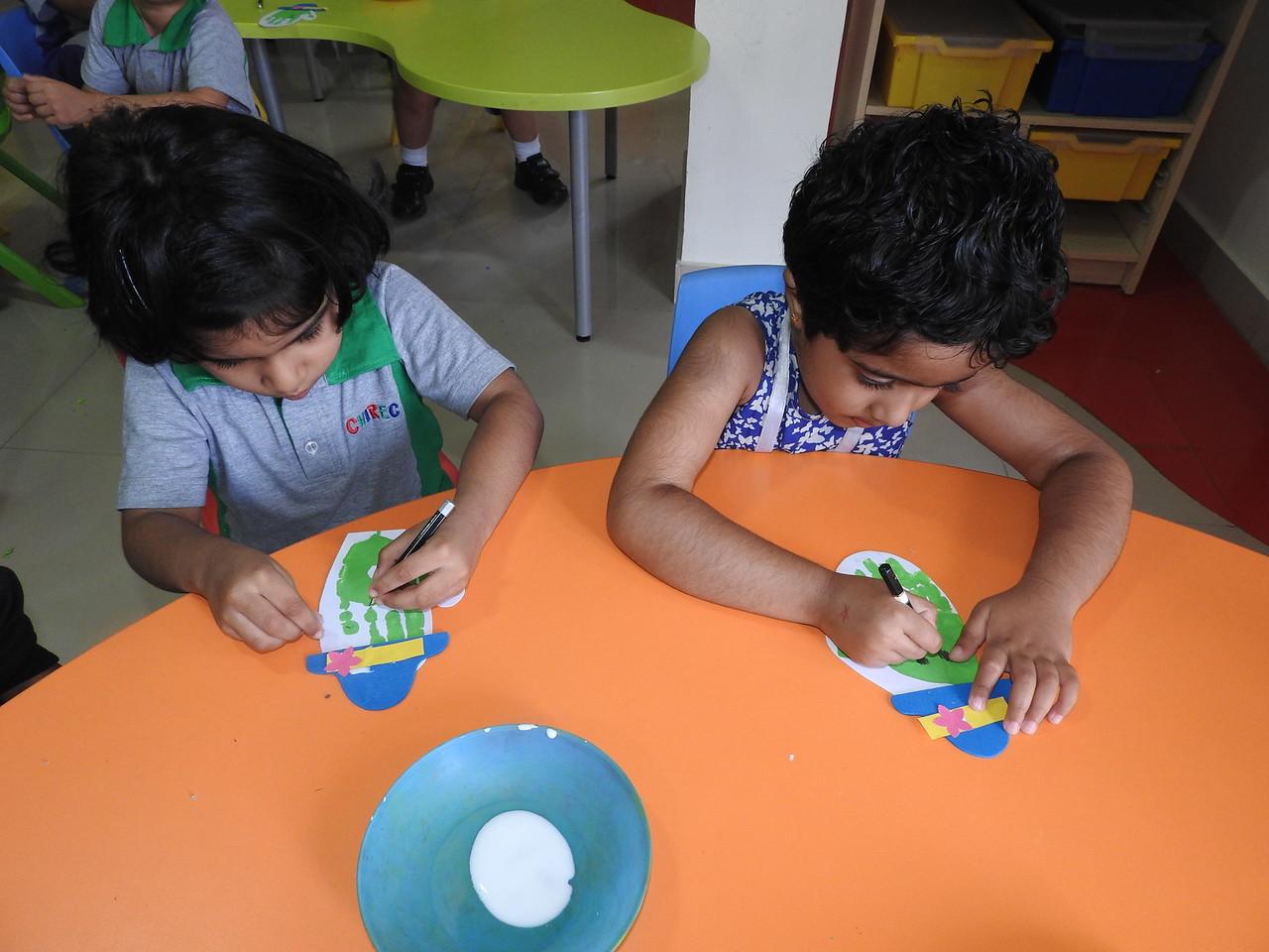ART AND CRAFT CLASS (4)