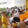 SAND PLAY IN JUBILEE HILLS CAMPUS