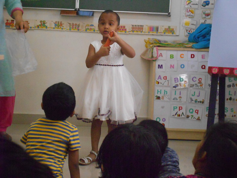 SHOW AND TELL ACTIVITY TOPIC VEGGIE DELIGHT (5)