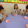 SENSORY EXPERIENCE-TASTING VARIETY OF FRUITS DURING THE TOPIC-FRUIT BONANZA (12)