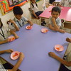 SENSORY EXPERIENCE-TASTING VARIETY OF FRUITS DURING THE TOPIC-FRUIT BONANZA (6)