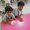 SENSORY EXPERIENCE-TASTING VARIETY OF FRUITS DURING THE TOPIC-FRUIT BONANZA (11)