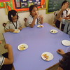 SENSORY EXPERIENCE-TASTING VARIETY OF FRUITS DURING THE TOPIC-FRUIT BONANZA (4)