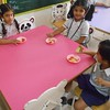 SENSORY EXPERIENCE-TASTING VARIETY OF FRUITS DURING THE TOPIC-FRUIT BONANZA (7)