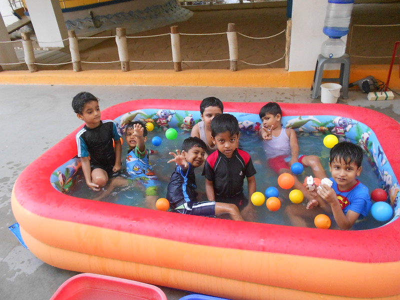 TIME TO CELEBRATE WITH FRIENDS DURING THE TOPIC- FUN IN THE SUN (4)